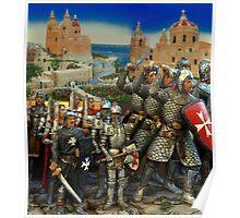 Maltese Crusades Poster