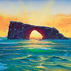 """Sunrise Portal"" by Tim Laski"