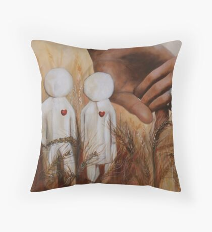 Everlasting covenant. Throw Pillow