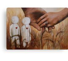 Everlasting covenant. Canvas Print