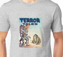 Terror Tales - Textless Cover Art 1 Unisex T-Shirt