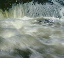 Rushing Waters and Cascade by DMHImages