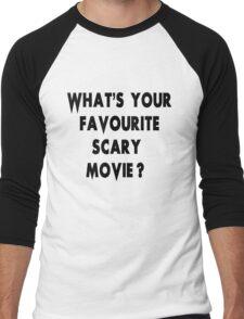 Scream - Scary Movie Men's Baseball ¾ T-Shirt