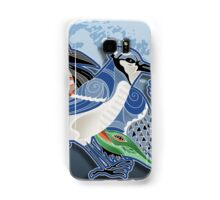 the bluejay Samsung Galaxy Case/Skin