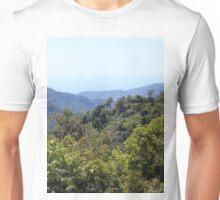 a vast Cuba landscape Unisex T-Shirt