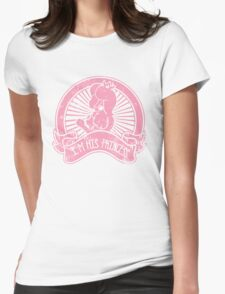 Im his princess Womens Fitted T-Shirt