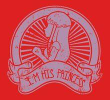 Im his princess 2 Kids Tee