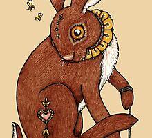 Little Lepre by Anita Inverarity