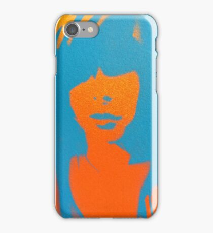 Shady Lady #5 iPhone Case/Skin
