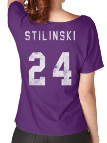 Stilinski Jersey Women's Relaxed Fit T-Shirt