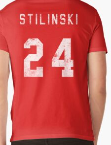 Stilinski Jersey Mens V-Neck T-Shirt