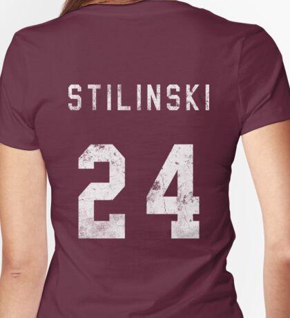 Stilinski Jersey Womens Fitted T-Shirt