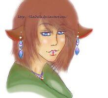 Manami by Shaibelle
