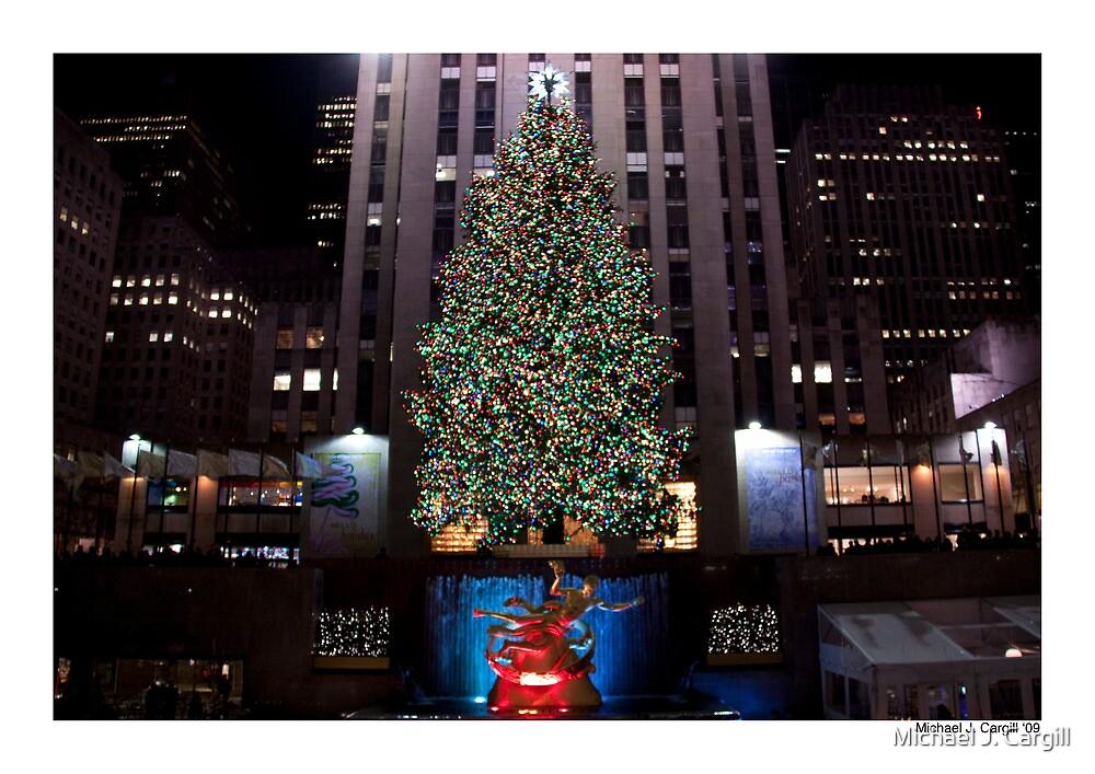The Christmas Tree by Michael J. Cargill
