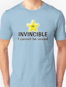 INVINCIBLE I cannot be vinced T-Shirt