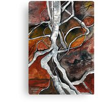 Look into nature Canvas Print