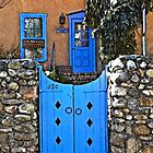 Blue Doors by gcampbell