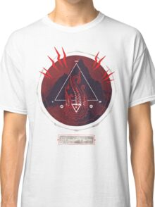 Mountain of Madness (red) Classic T-Shirt