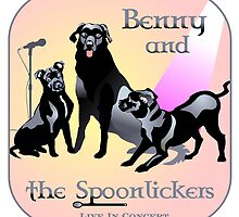Benny and the Spoonlickers by Patricia Howitt
