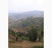 an exciting Rwanda landscape Unisex T-Shirt