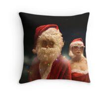 Merry Xmas!! Throw Pillow