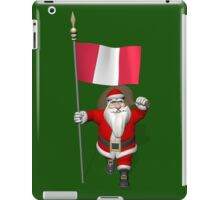 Santa Claus Visiting Peru iPad Case/Skin