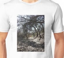 Curved Unisex T-Shirt