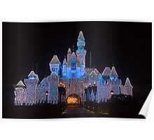 Fairy Tale Christmas Poster