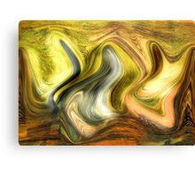 Prairie At 90MPH - PSP Canvas Print