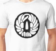 Tsuba - Crane Unisex T-Shirt