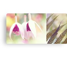Softly Diptych Canvas Print