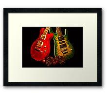 Christmas Rocks! Framed Print