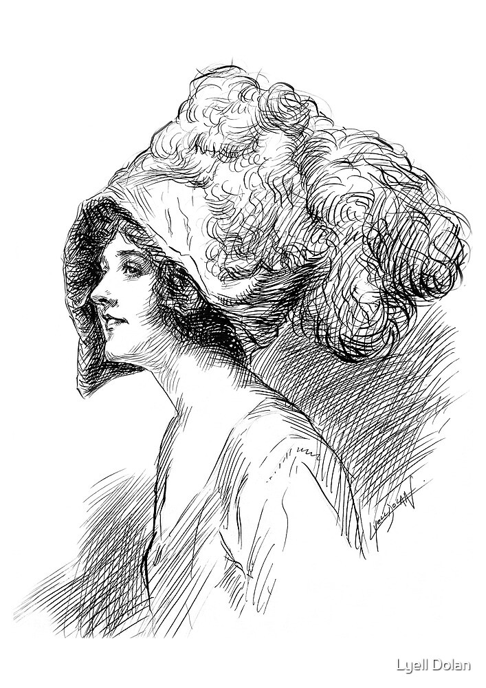 The Hat by Lyell Dolan