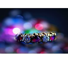 Bling Photographic Print