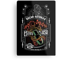 Sir Oscar of Astora's Estus Flask Poster Metal Print