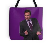 Jimmy Fallon Dancing Tote Bag