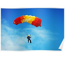 skydiving Poster