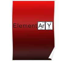 Elementary Poster