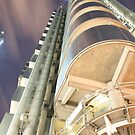 Lloyds building by david marshall