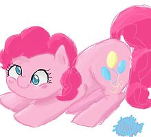 Pinkie pie - Cute! by BubbleSkin