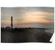 Fire Island Lighthouse Poster