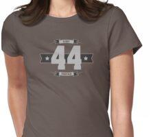 B-day 44 (Light&Darkgrey) Womens Fitted T-Shirt