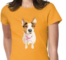 Lucy again Womens Fitted T-Shirt