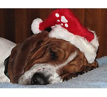 """""""Merry Christmas to all and to all a good night!"""" Photographic Print"""