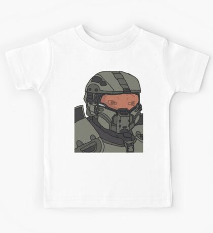 Master Chief Feels Kids Tee