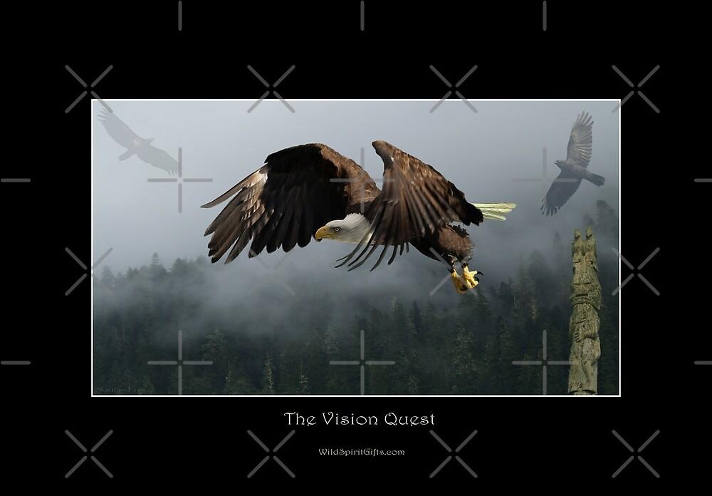 """""""The Vision Quest"""" by Skye Ryan-Evans by Skye Ryan-Evans"""