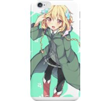Rolling Girls - Chiaya Misono iPhone Case/Skin