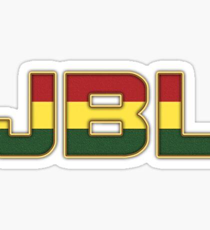 JBL Reggae Sticker