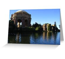Palace of Fine Arts, San Francisco, CA 2009 Greeting Card