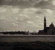 Basilica di San Giorgio Maggiore by Tutelarix